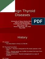 Thyroid Benign Slides