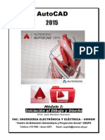 Autocad 2015 Modulo i Eo