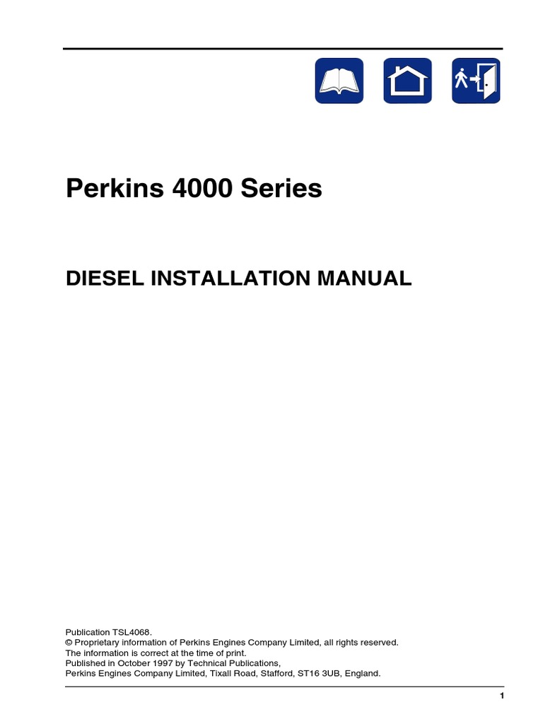 4000s diesel install pdf turbocharger machines