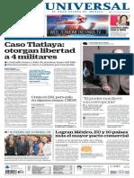 GradoCeroPress-Martes 06Oct2015 Portadas Medios Nacionales.