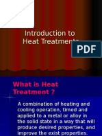 Presentation on Heat Treatments