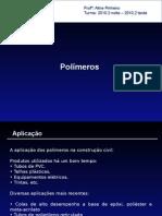 Materiais de Construção II-Plásticos-PVC