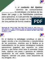 Definiciones - Conceptos Psicologicos en el Ajedrez