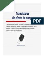 Clase 7 Transistores de Efecto de Campo 11267