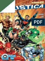 Liga Da Justiça #01