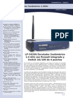 Documents Sp Wireless LP5420G SS SPB01W