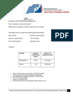 Basics of Electrolyte Management
