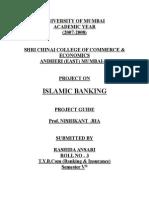 3 Islamic Banking