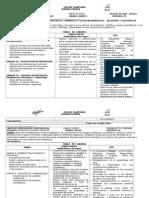 Carta de Navegación IV Periodo 2015
