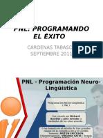 Programando el exito con PNL