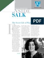 InsideSalk_Apr05 the Secret Life of Plants