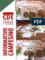 INFORMATIVO CAMPESINO - 245 - ABRIL MAYO JUNIO 2011 - CDE - PORTALGUARANI