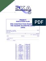 190315080 38221 SKA Project Execution Plan