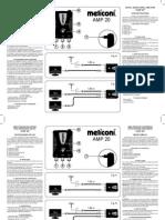 Meliconi AMP20 instruction amplifierTV.pdf