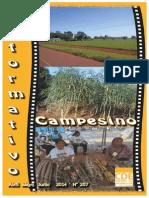 INFORMATIVO CAMPESINO - 257 - ABRIL MAYO JUNIO 2014 - CDE - PORTALGUARANI