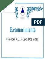 Plantilla Reconocimientos Rueda de Prensa
