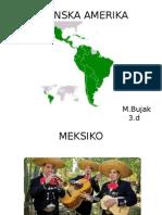 Latinska Amerika