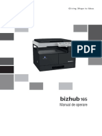 Bizhub 165 User Guide Ro 1 1 1