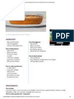 La Torta Alessandra Di Ernst Knam _ Ricetta _ Real Time _ Bake Off Italia