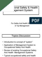 OSH Mgmt System