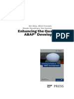 Sappress Enhancing Quality ABAP