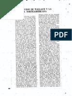 Articulo sobre el discurso de Henry A. Wallace