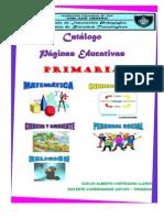 Catalogo de Paginas Educativas