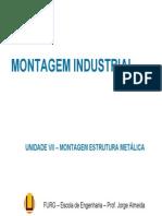 Montagem Estruturas Metalicas