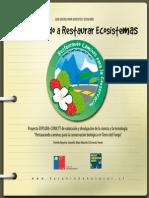 Aprendiendo a restaurar ecosistemas