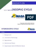 Hygroscopic Cycle Presentation