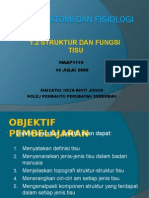 Struktur Dan Fungsi Tisu Full