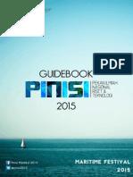 Guidebook PINISI 2015