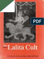 Lalita Cult Dikshitar