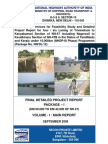 Project Report Tri Vend Rum _ KL-TN Border NH-47 Cover
