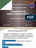 Presentación Caracterizacion de Materiales