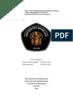 Pengaruh Penerapan e-SPT Terhadap Kepatuhan Wajib Pajak Badan Dalam Melaporkan SPT Masa PPN