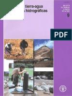Relacion Agua - Suelo FAO