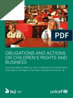 Report UNICEFChildrenBusiness 2015 ENG