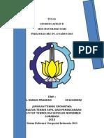 SRGI 2013 Dilihat dari Peraturan BIG No. 5 Tahun 2013