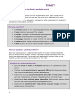 ISE III Portfolio Toolkit F