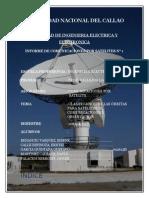 Informe  de Satelites