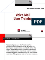 VoiceMail - User Guide