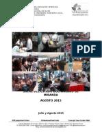 Informe de Consulta Pública (Reforma)