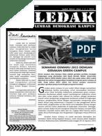 """Ledak 1 """" OSMARU 2015 dengan Nuansa Baru"""""""