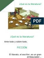 La Literatura o.ll