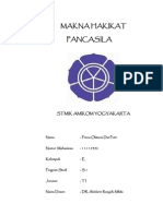 Makala Sila Pancasila