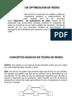 Clase 2 Modelos de Optimizacion de Redes