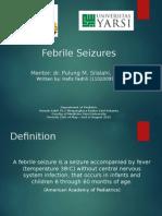 Febrile Seizures PPT