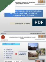 Modulo-I-Piura-2013 Diplomado de Residente de Obra