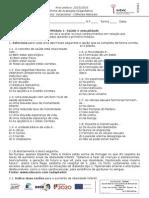 Teste Diagnostico M1
